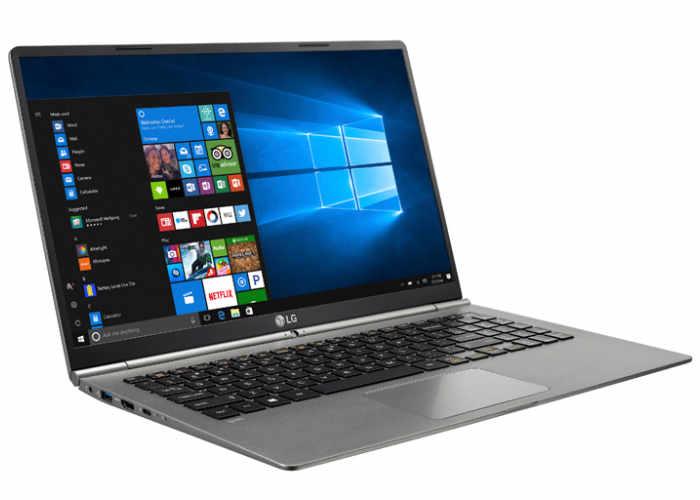 LG gram: Nέα laptop με επεξεργαστές 8ης γενιάς της Intel Lg-gra11