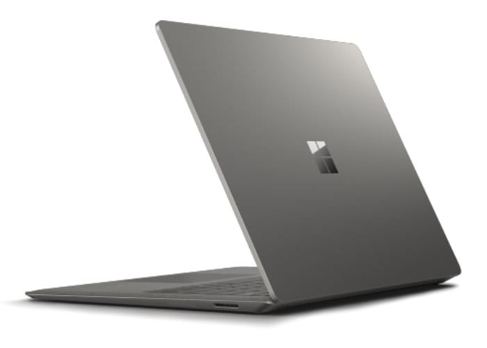 Λανσαρίστηκε το νέο Surface Laptop με τιμή από $ 799 New-mi10