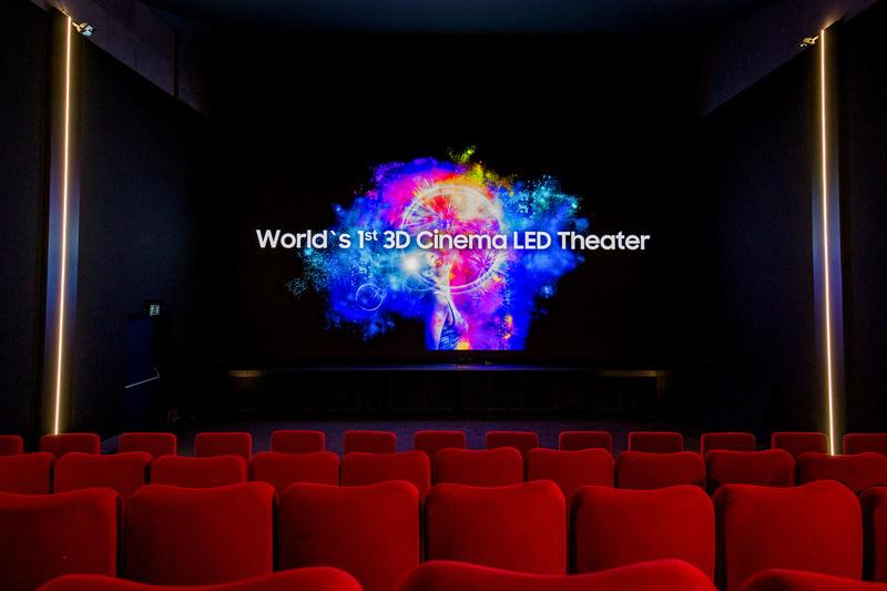Samsung: H πρώτη 3D Cinema LED οθόνη στον κόσμο Samsun30