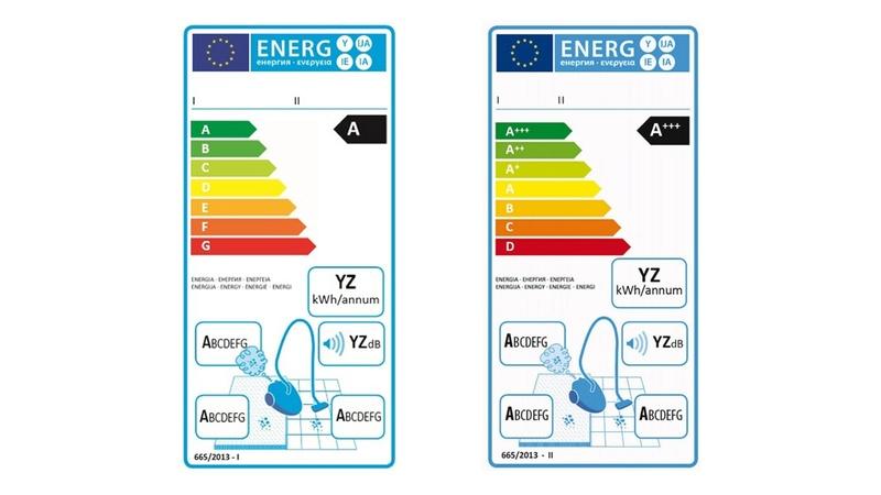 Ηλεκτρικές σκούπες: Ψάξτε να είναι όλα Α στην νέα ενεργειακή ετικέτα που ισχύει από 1η Σεπτεμβρίου! Thumbn10