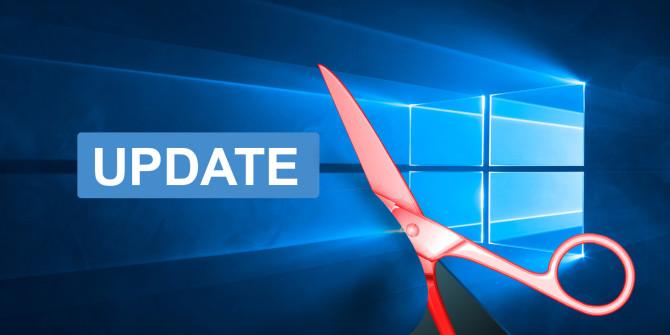 Windows 10:  Πώς να αποκλείσετε τις ειδοποιήσεις επανεκκίνησης του Windows Update Turn-o10