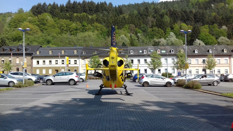 Christoph 23 in Bad Ems am Netto 20180422
