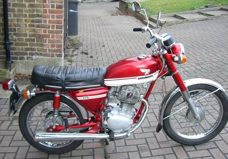 """Cherche un """"mono"""" 125 Honda (CB125S) Honda_10"""