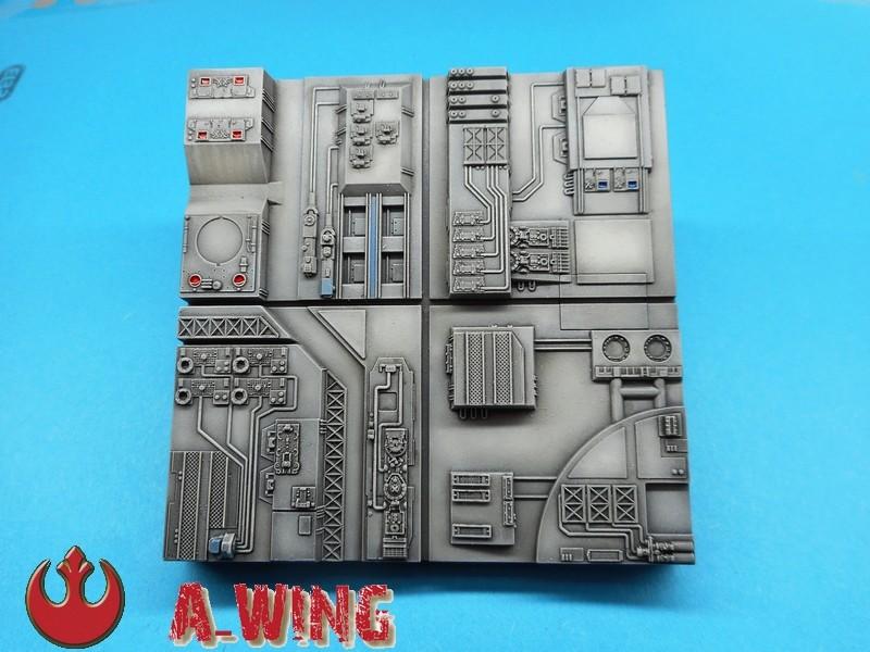 A-WING [ Bandaï 1/72 ] Dscn0425