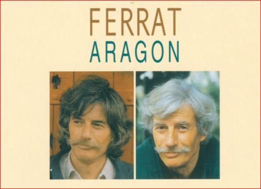 Ferrat chante Aragon Ferrat10