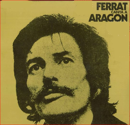 Ferrat chante Aragon Ferrat12