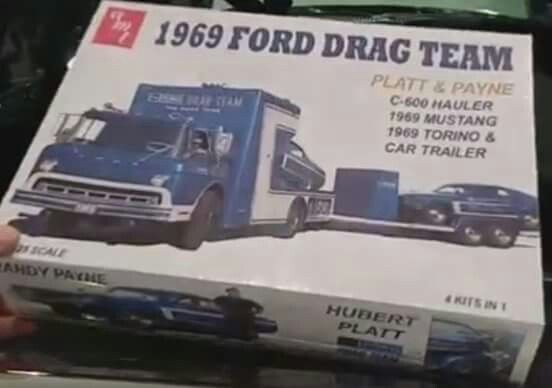 Kits Hauler Nascar / Racing A434a610