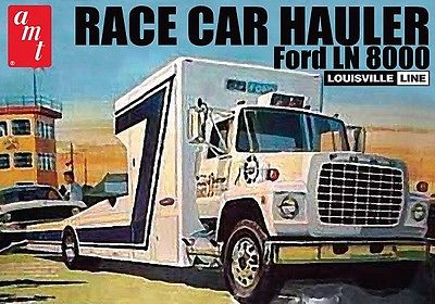 Kits Hauler Nascar / Racing Amt-1-10