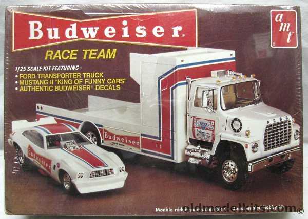 Kits Hauler Nascar / Racing Amt20610
