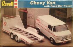 Kits Hauler Nascar / Racing Chevyv11
