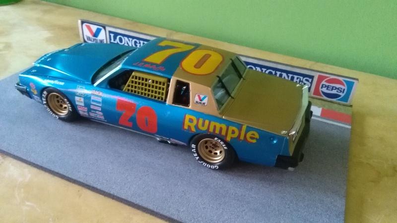 Pontiac Grandprix 81-85 #70 J.D. Mcduffie  Img_2026
