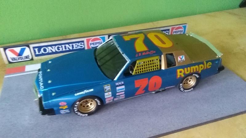 Pontiac Grandprix 81-85 #70 J.D. Mcduffie  Img_2027