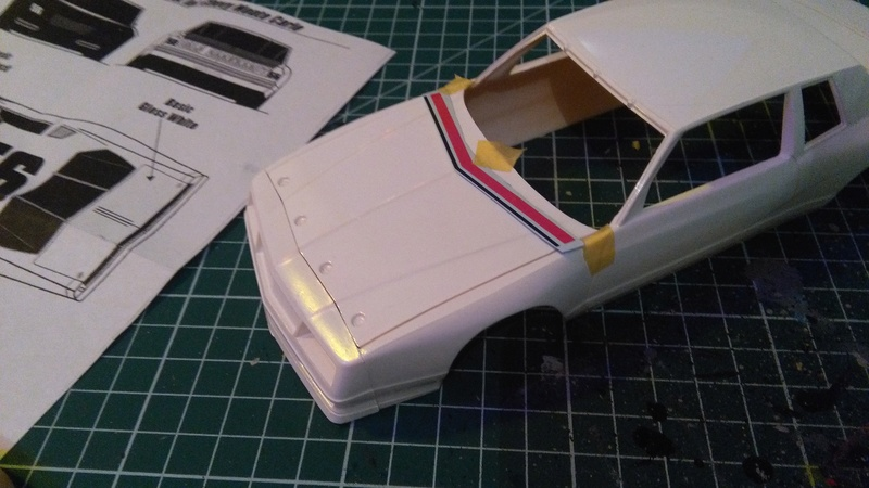 Chevy Aero Coupe 1987 #56 Ernie Irvan DEI  Img_2046