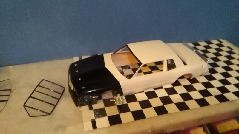Chevy Aero Coupe 1987 #56 Ernie Irvan DEI  Img_2049