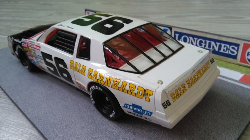 Chevy Aero Coupe 1987 #56 Ernie Irvan DEI  Img_2051