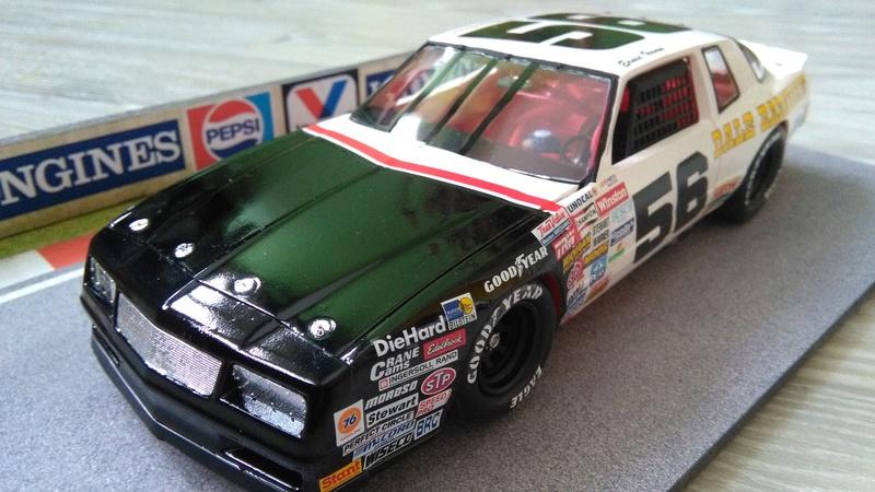 Chevy Aero Coupe 1987 #56 Ernie Irvan DEI  Img_2052