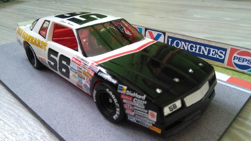 Chevy Aero Coupe 1987 #56 Ernie Irvan DEI  Img_2053