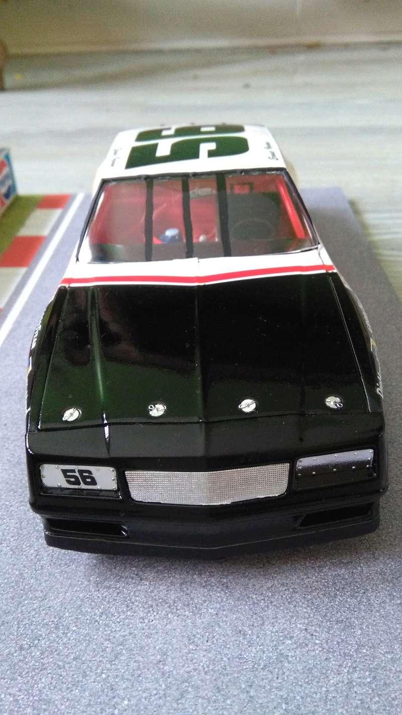 Chevy Aero Coupe 1987 #56 Ernie Irvan DEI  Img_2055