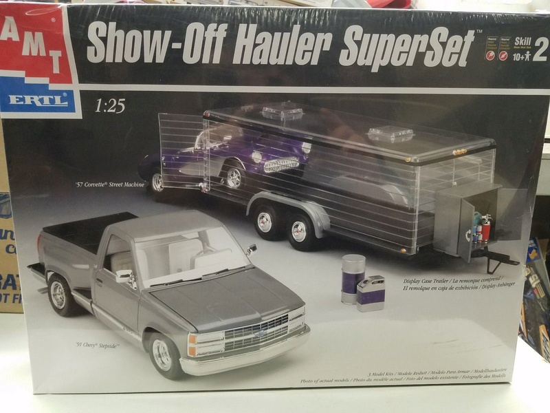 Kits Hauler Nascar / Racing Mkj10