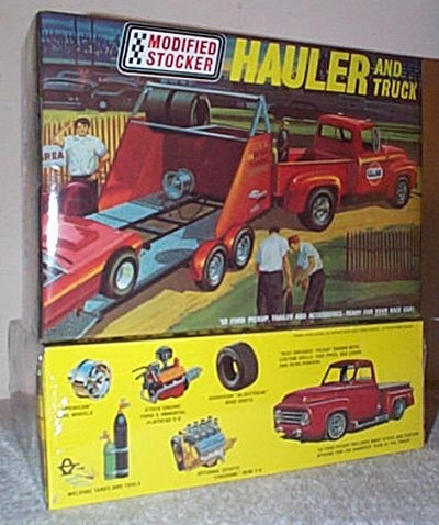 Kits Hauler Nascar / Racing Modifi11