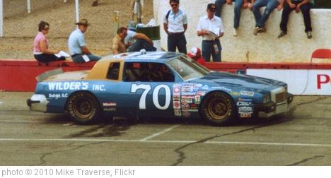 Pontiac Grandprix 81-85 #70 J.D. Mcduffie  P_198111