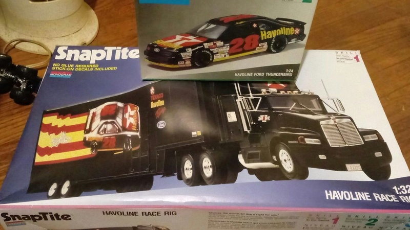 Kits Hauler Nascar / Racing S-l16016