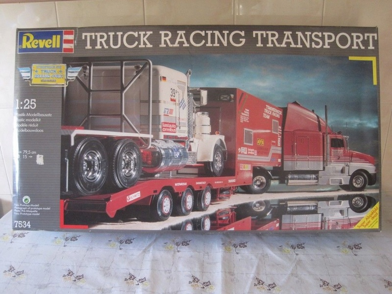 Kits Hauler Nascar / Racing S-l16017