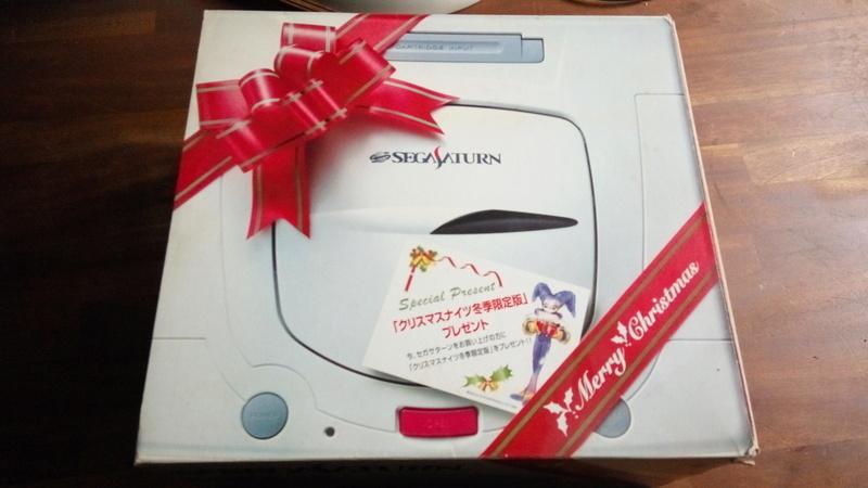[VDS] Sega Saturn Merry Christmas (jap) VENDUE  Img_0128