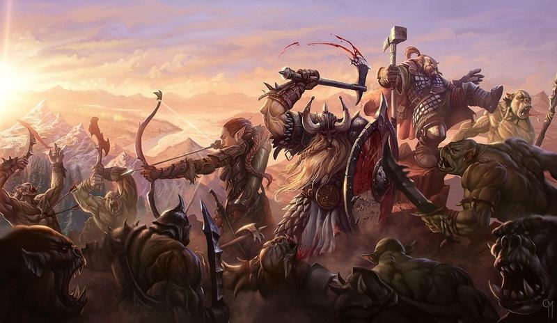 Medieval Daemon RPG