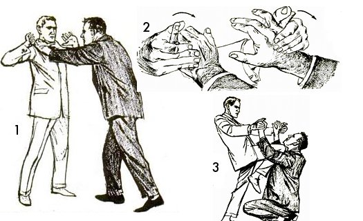 finger locks in older judo sources Finger10