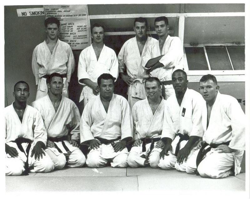Eiichi Miyazato - judo a and gojuryu karates sensei in Okinawa Kadena10