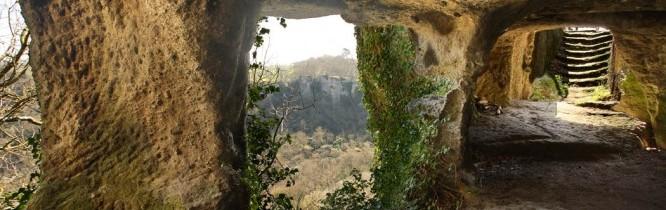 Il monumento naturale di Corviano (VT) Corvia10