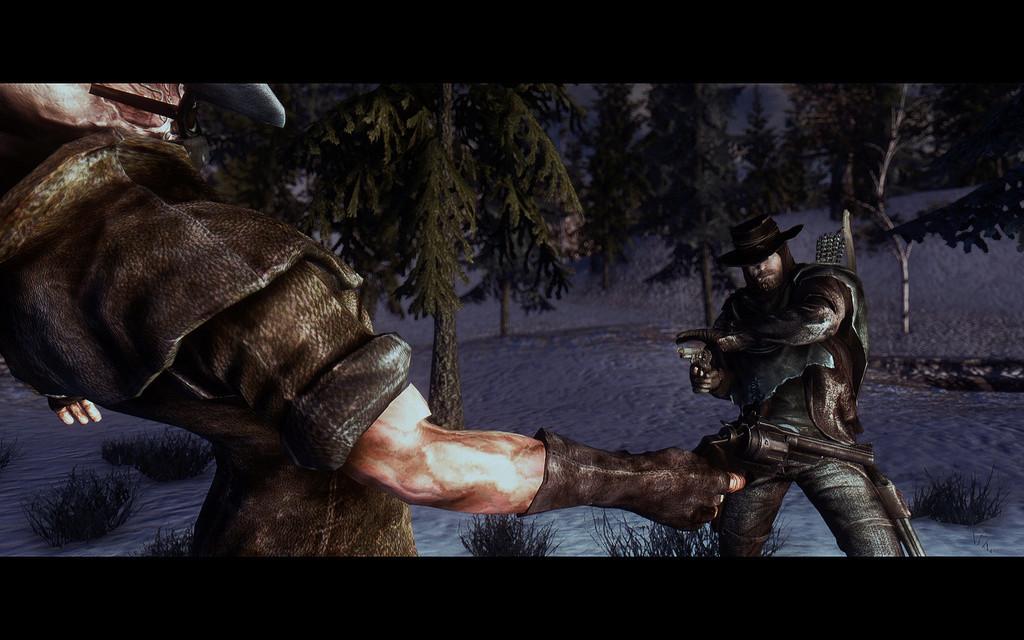 The Wild West Screenshot Contest Fallou15