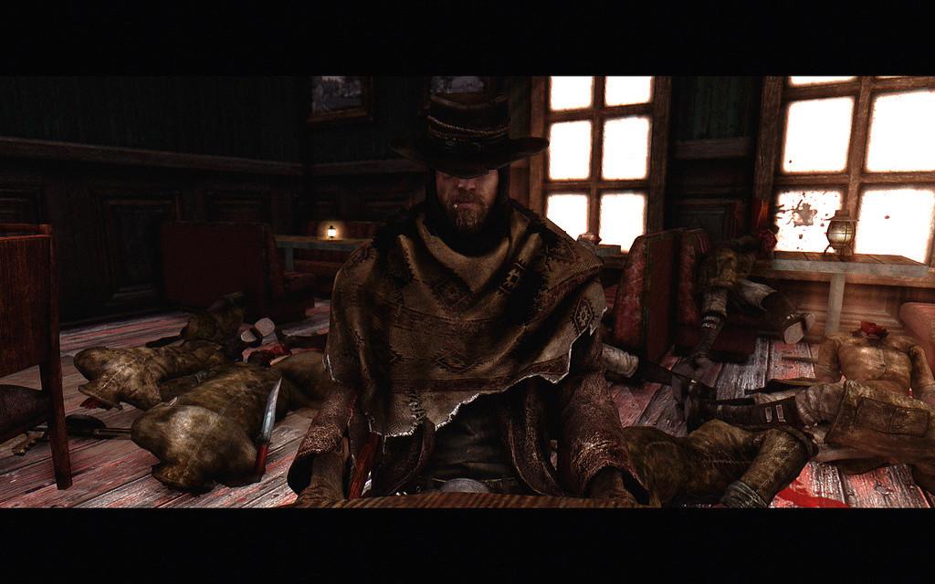 The Wild West Screenshot Contest Fallou16