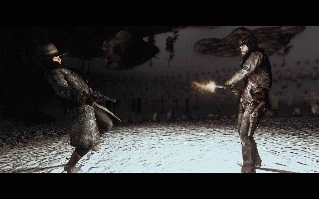 The Wild West Screenshot Contest Fallou17
