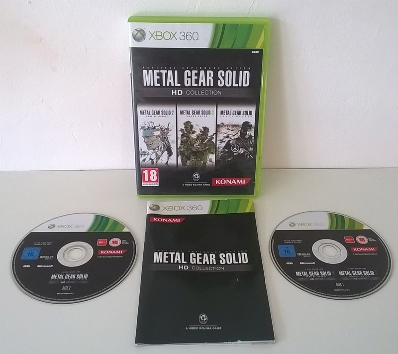[ VDS ] Microsoft XBOX One - XBOX 360 Metal_10