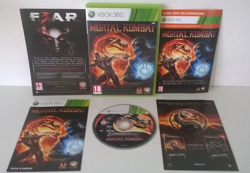 [ VDS ] Microsoft XBOX One - XBOX 360 Mortal10