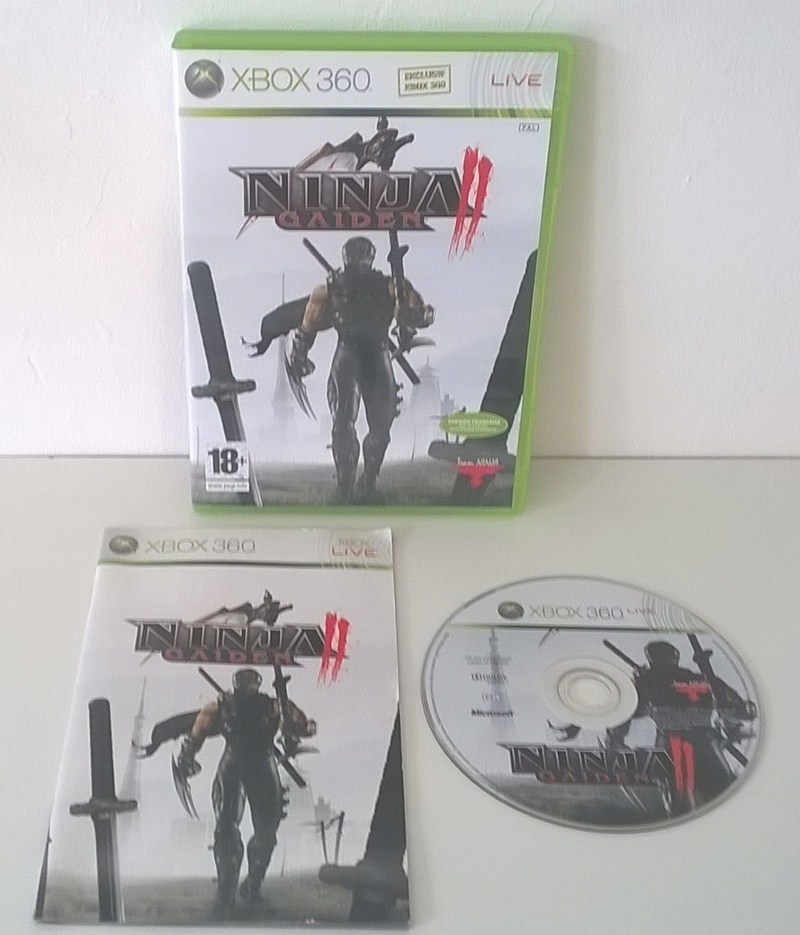 [ VDS ] Microsoft XBOX One - XBOX 360 Ninja_10