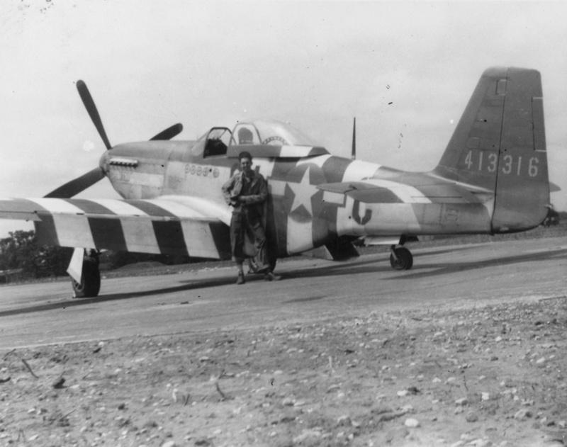 "[TAMIYA -1/32] P-51D 44-13318 ""Frenesi"" 357thFG 364th FS Colonel Thomas L Hayes 01_p5110"