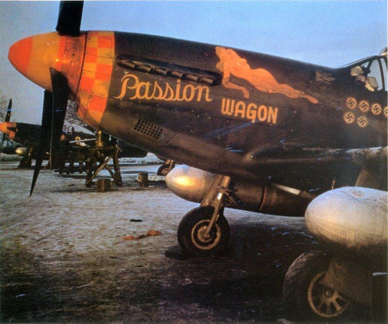 """[TAMIYA -1/32] P-51D 44-13318 """"Frenesi"""" 357thFG 364th FS Colonel Thomas L Hayes G4-a310"""