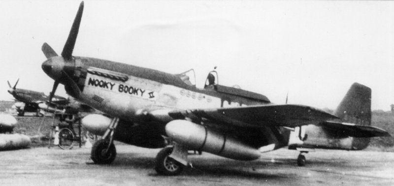 "[TAMIYA -1/32] P-51D 44-13318 ""Frenesi"" 357thFG 364th FS Colonel Thomas L Hayes G4-c410"