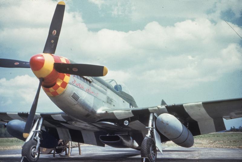 "[TAMIYA -1/32] P-51D 44-13318 ""Frenesi"" 357thFG 364th FS Colonel Thomas L Hayes P-51-m10"