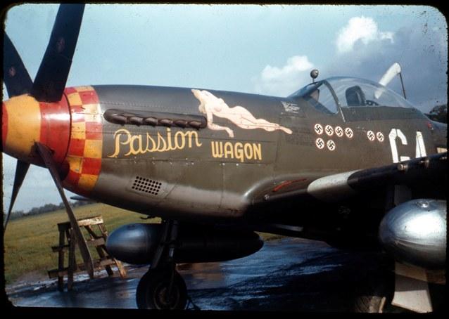 "[TAMIYA -1/32] P-51D 44-13318 ""Frenesi"" 357thFG 364th FS Colonel Thomas L Hayes Passio10"