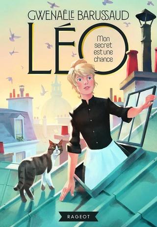 Léo, mon secret est une chance de Gwenaële Barussaud 24176810