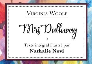 Mrs Dalloway, illustré par Nathalie Novi 24312610