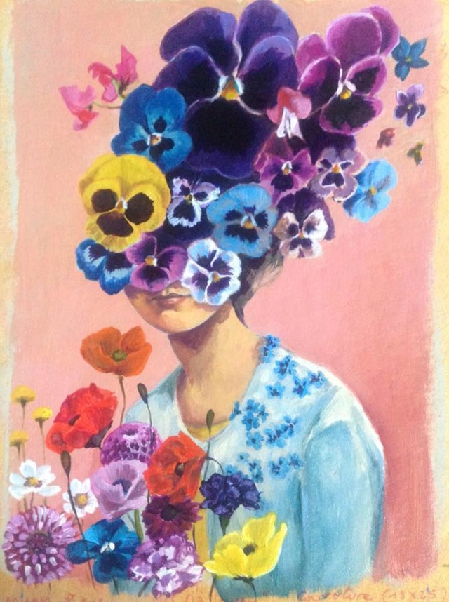 Mrs Dalloway, illustré par Nathalie Novi 29570810