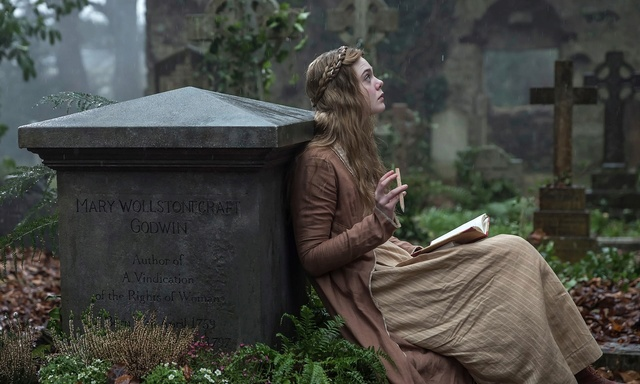 Mary Shelley (anciennement A Storm in the Stars), un film sur Mary et Percy Shelley 350410