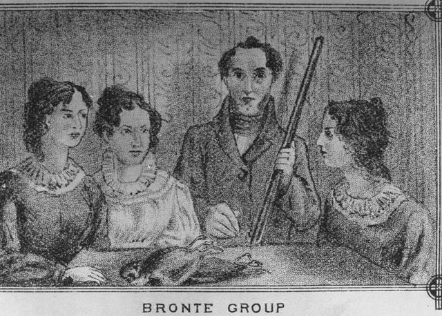 Feuilleton Correspondance de la famille Brontë (1821-1855) sur France Culture 738_ge10