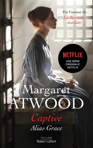 Alias Grace (Captive) - le livre 97822214
