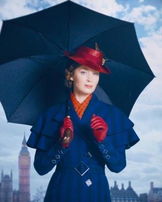 Mary Poppins returns (avec Emily Blunt) Dfchny11